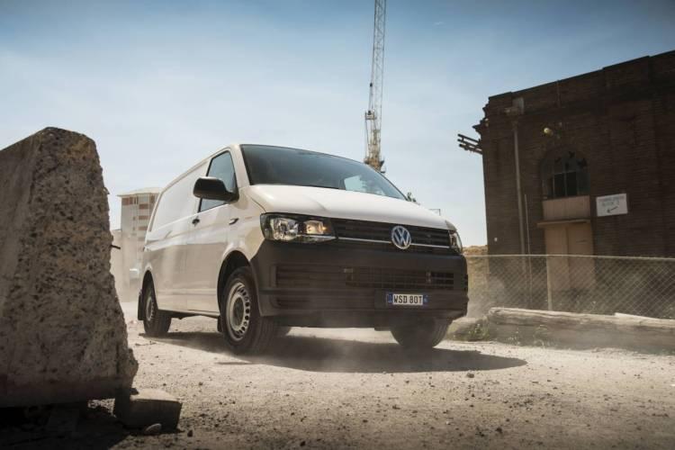 Volkswagen T6 Transporter car review