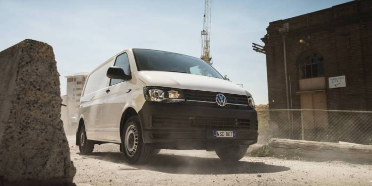 Volkswagen T6 Transporter car review