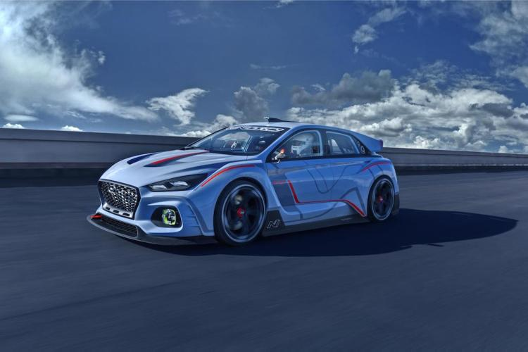 Hyundai RN30 concept revealed