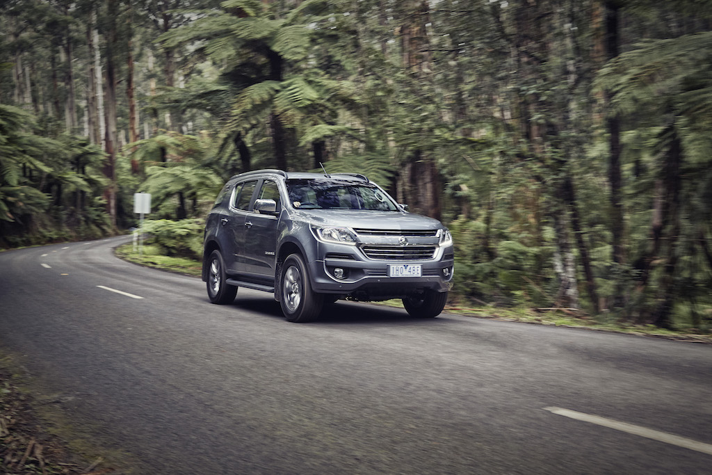 2017 Holden Trailblazer goes on-sale in October