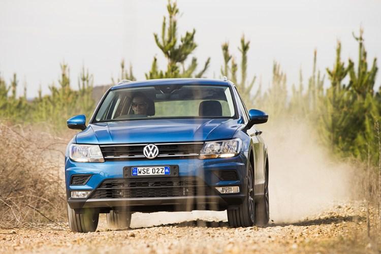 Volkswagen Tiguan Review by Practical Motoring