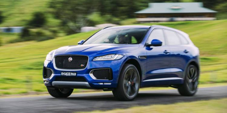 Jaguar F-Pace s 30d review