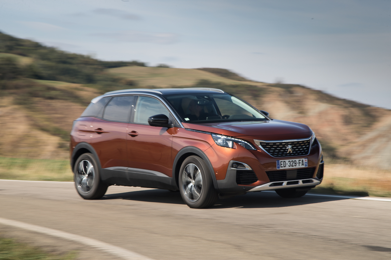 2017 Peugeot 3008 Review International First Drive Practical