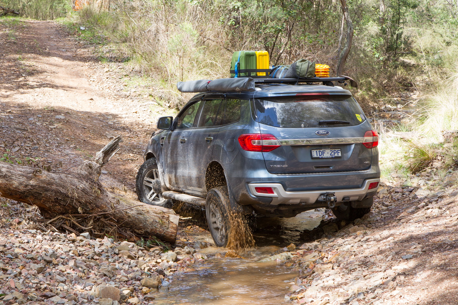 Ford Transmission Settlement >> Why the Ford Everest is not classifed as an MC off road passenger vehicle   Practical Motoring