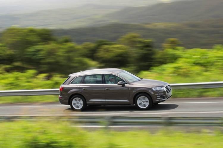 2017 Audi Q7 3.0TDI review