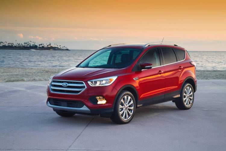 Ford Escape to replace Kuga