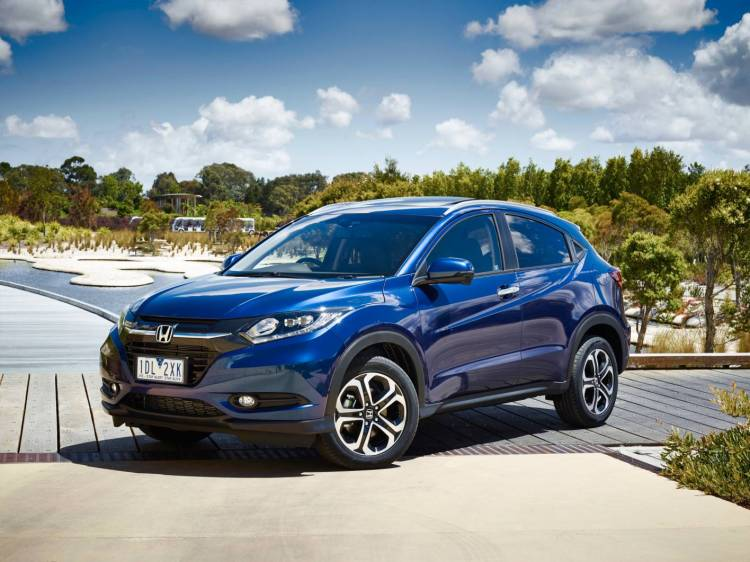 2016 Honda HR-V VTi-L car review
