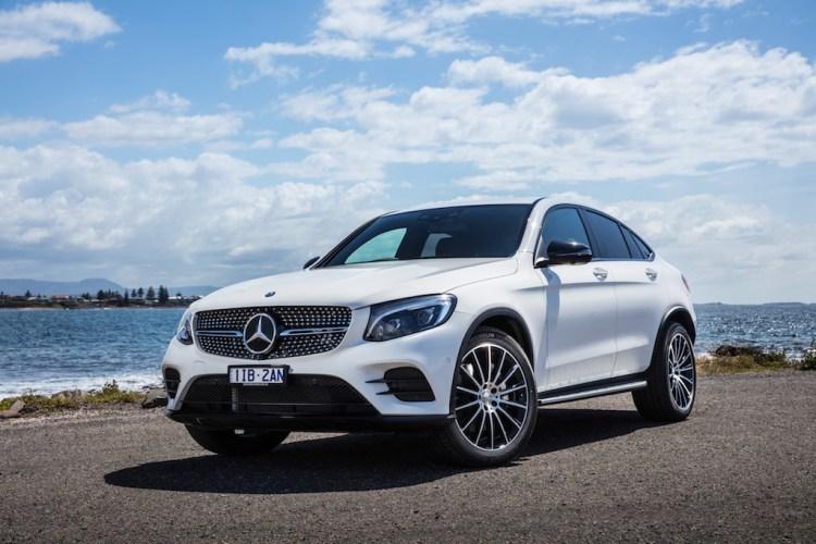 Fantastic 2017 MercedesBenz GLC Coupe Review  Practical Motoring