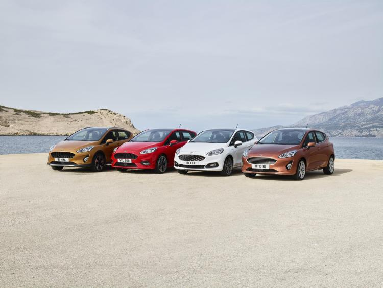 2017 Ford Fiesta revealed