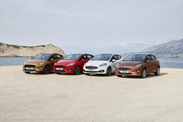 2017 Ford Fiesta revealed