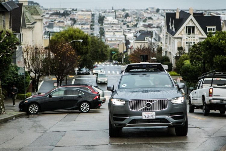 Volvo and Uber continue autonomous driving partnership