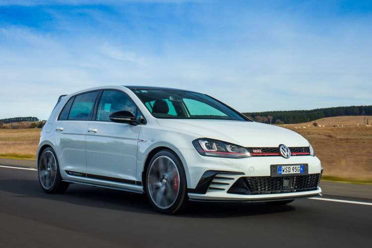 2016 Volkswagen Golf GTI 40 Years review by Practical Motoring