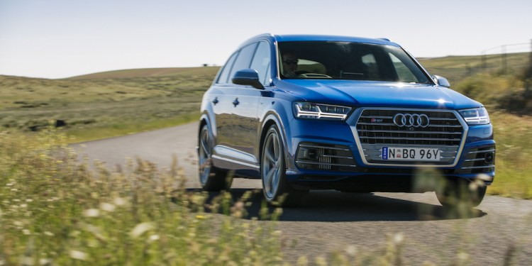 2017 Audi SQ7 TDI Review by Practical Motoring
