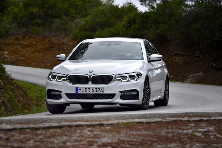 BMW 540i Review by Practical Motoring