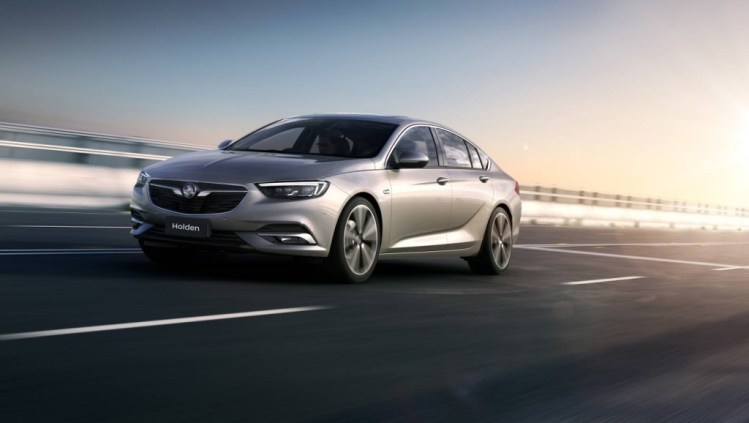 New Holden Commodore... but does it get an eight-speed or nine-speed automatic transmission