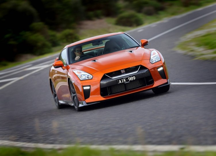 2017 Nissan GT-R review by Practical Motoring