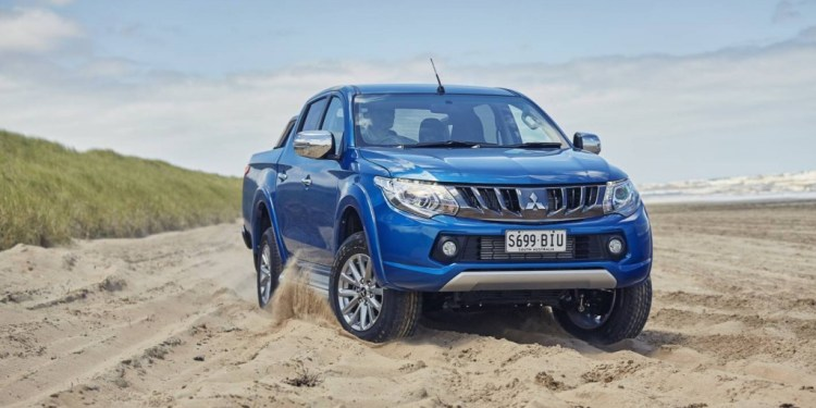2017 Mitsubishi Triton on-sale now