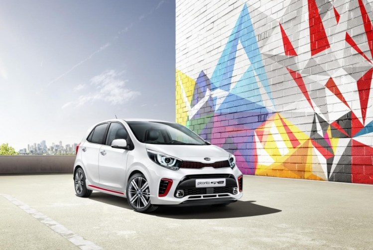 New Kia Picanto revealed