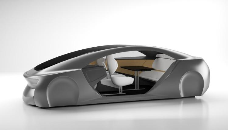 Panasonic car of the future