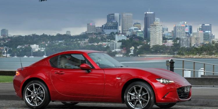 2017 Mazda MX-5 RF Review - Practicalmotoring.com.au