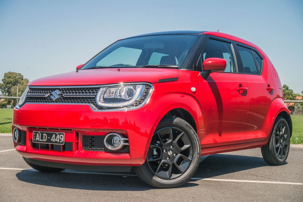 2017 Suzuki Ignis Review Practical Motoring