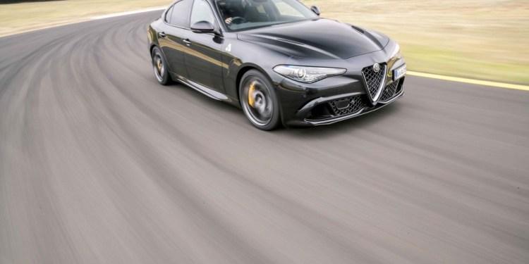 Alfa Romeo Giulia QV Review by Practical Motoring
