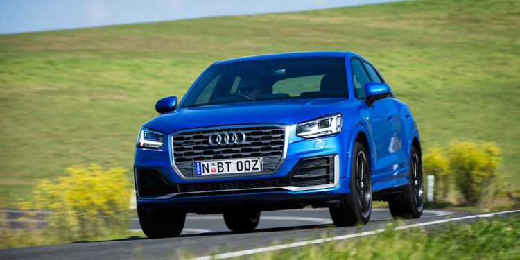 2017 Audi Q2 quattro review by Practical Motoring