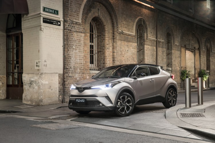 2017 Toyota C-HR review by Practical Motoring