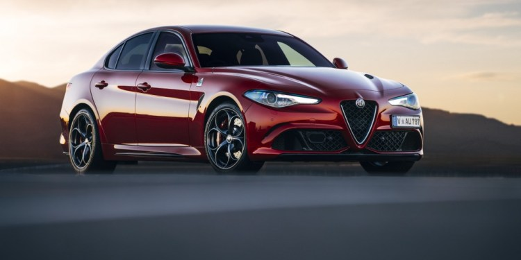 Alfa Romeo Giulia QV Review by Practical Motoring