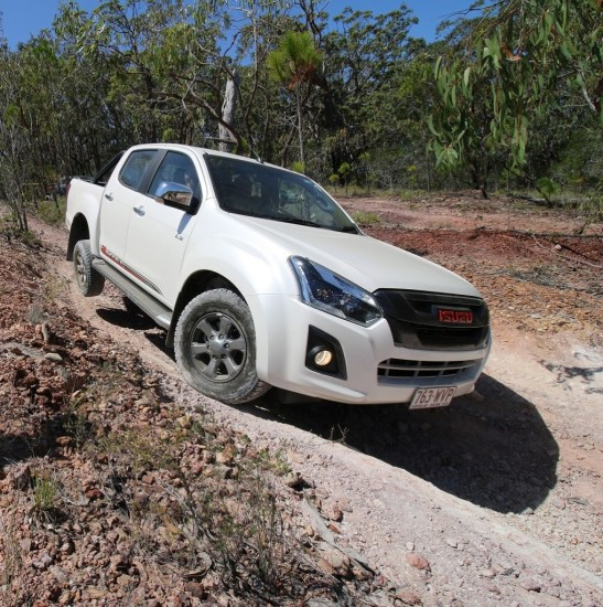 2017 Isuzu D-Max review