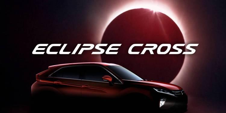 Mitsubishi Eclipse Cross announced