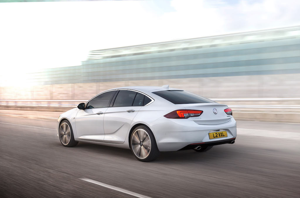 2018 Opel Insignia Review 2018 Holden Commodore Review Practical