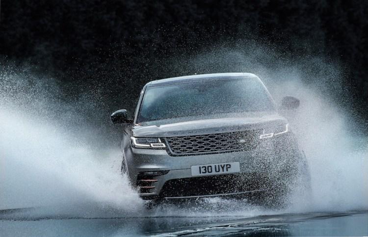 2018 Range Rover Velar revealed