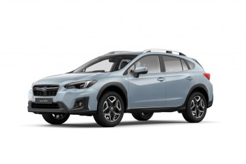 2018 Subaru XV revealed