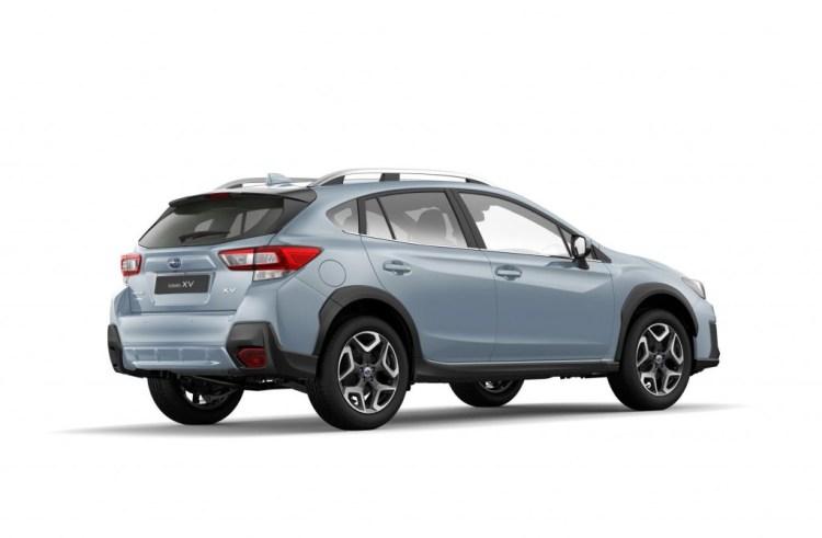 2018 Subaru XV revealed