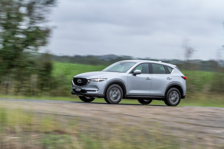 2018 Mazda CX-5 Touring Review by Practical Motoring