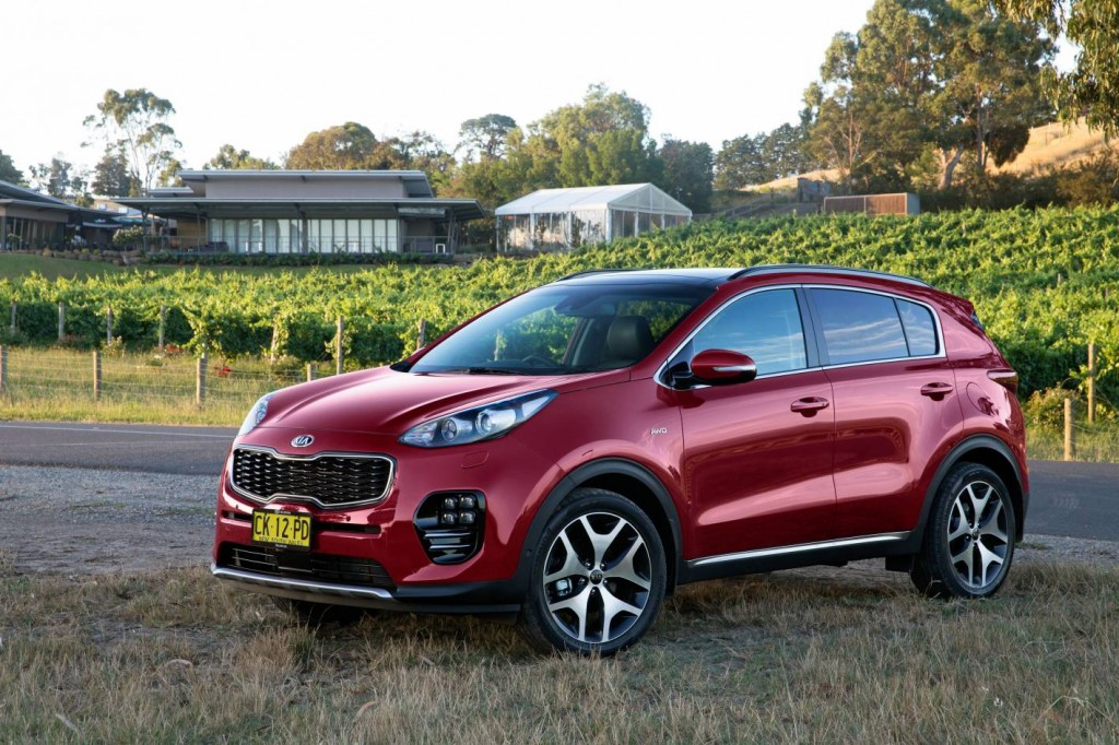 2017 kia sportage gt line review australian drive. Black Bedroom Furniture Sets. Home Design Ideas