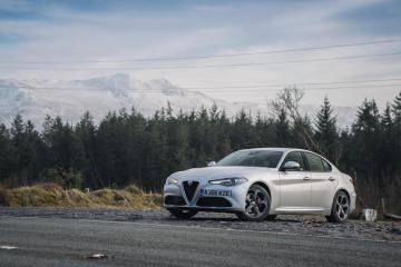 2018 Alfa Romeo Giulia Super Review by Practical Motoring