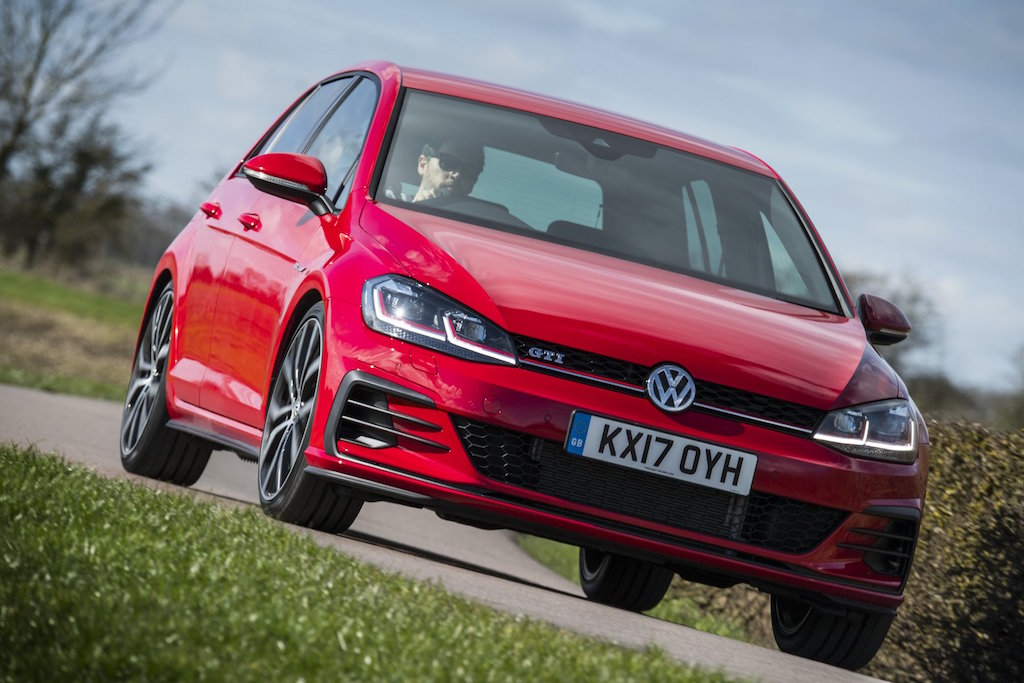pricing announced for refreshed 2018 volkswagen golf 7 5 range practical motoring. Black Bedroom Furniture Sets. Home Design Ideas