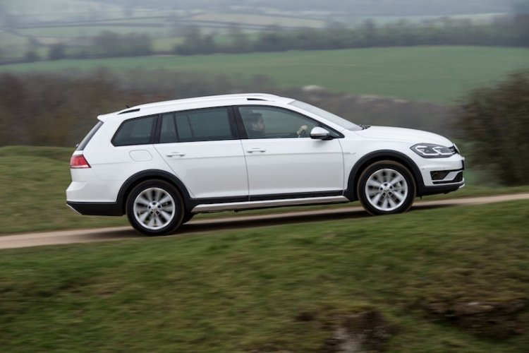 2018 VW Golf Alltrack Review2018 VW Golf Alltrack Review