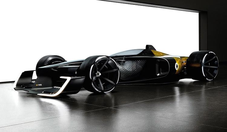 Renault Rs 2027 Vision Concept Revealed Practical Motoring