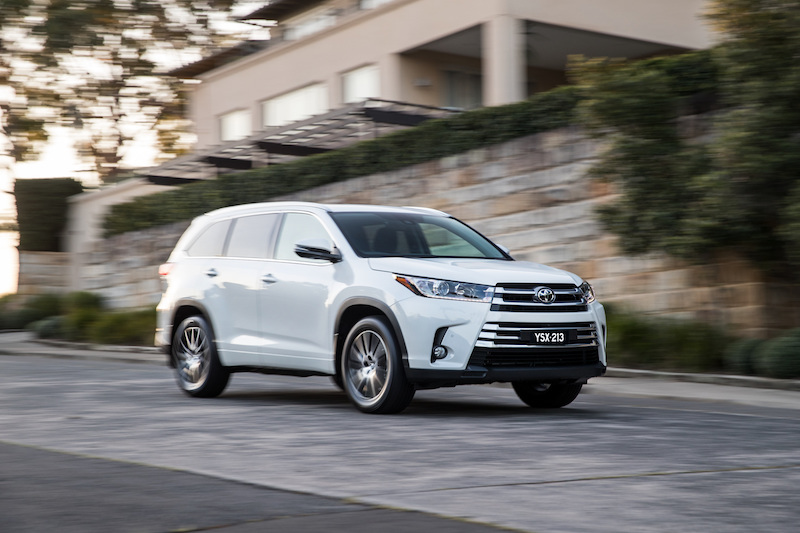 2018 toyota kluger australia. beautiful 2018 2018 toyota kluger grande review on toyota kluger australia u