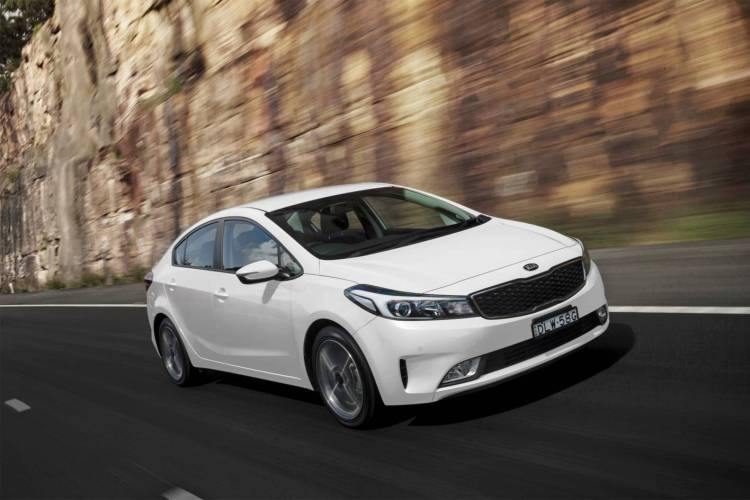 New Kia Cerato Sport variant on-sale now