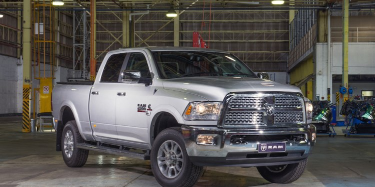 sponsored - RAM 2500 Laramie conversion
