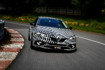 all-new Renault Megane R.S.