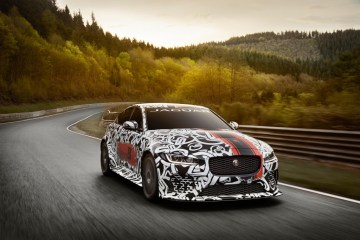 XE SV Project 8 is most-powerful road-going Jaguar ever