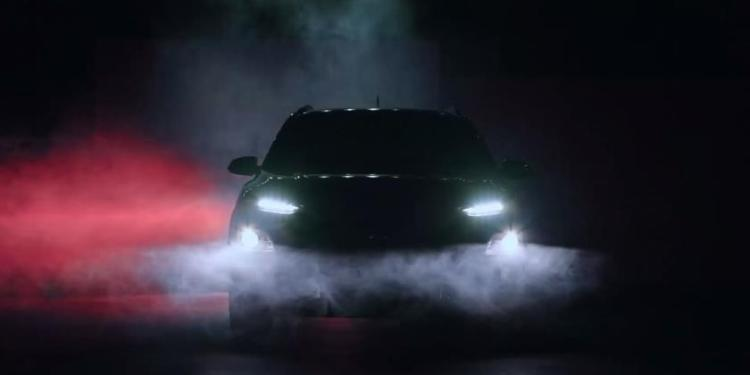 All-new Hyundai Kona teased... again