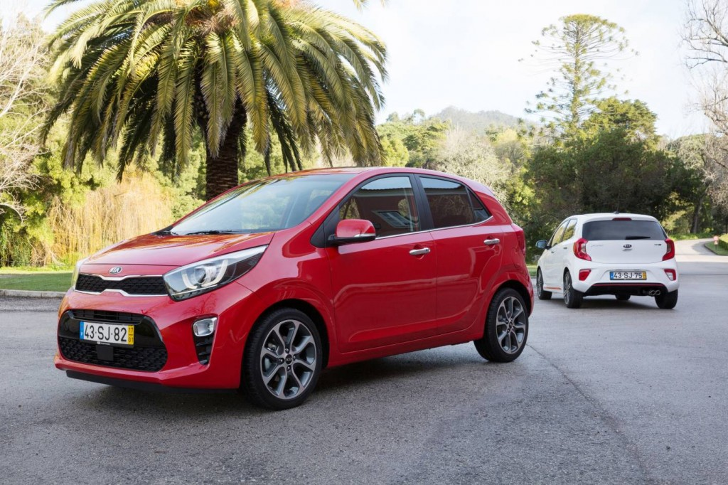 2017 Kia Picanto S Review First Drive Practical Motoring