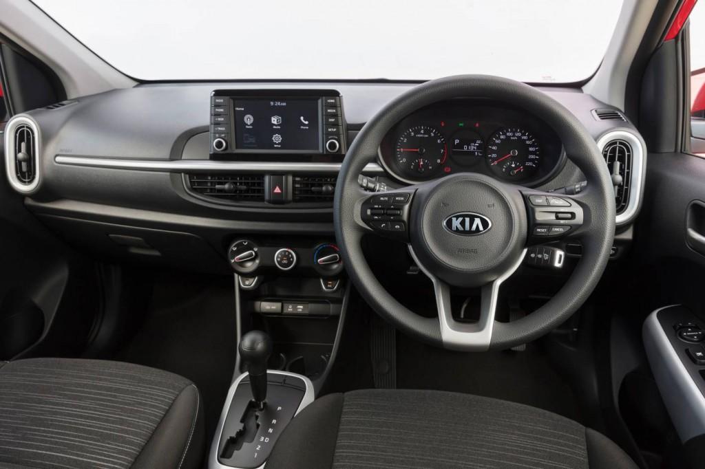 2017 Kia Picanto S Review