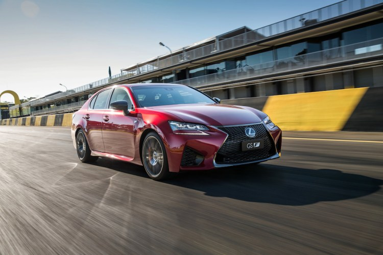 2017 Lexus GS F Review by Practical Motoring